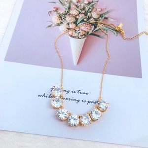 ❗️LAST ONE❗️Kate Spade Crystal Necklace